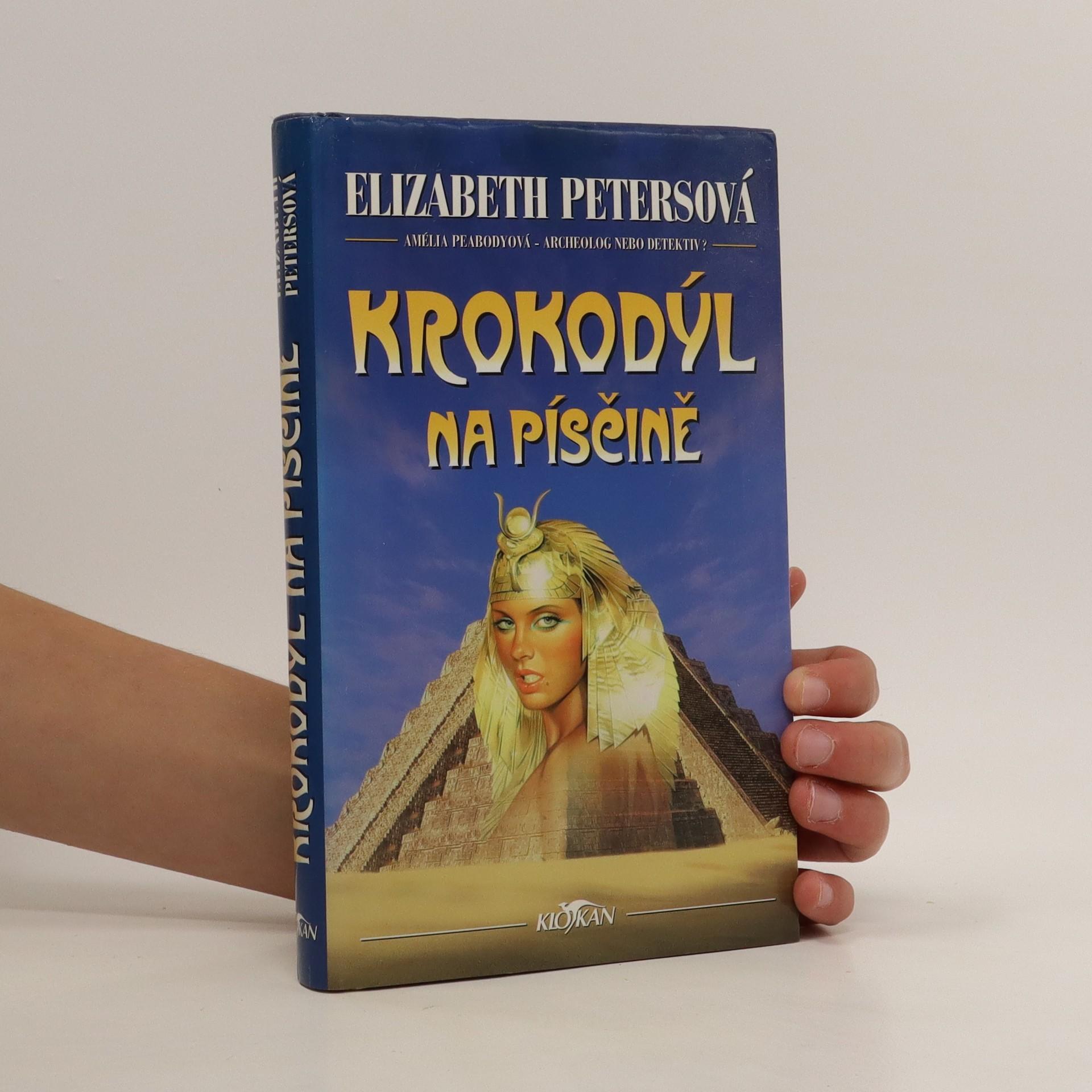 antikvární kniha Krokodýl na písčině, 1998