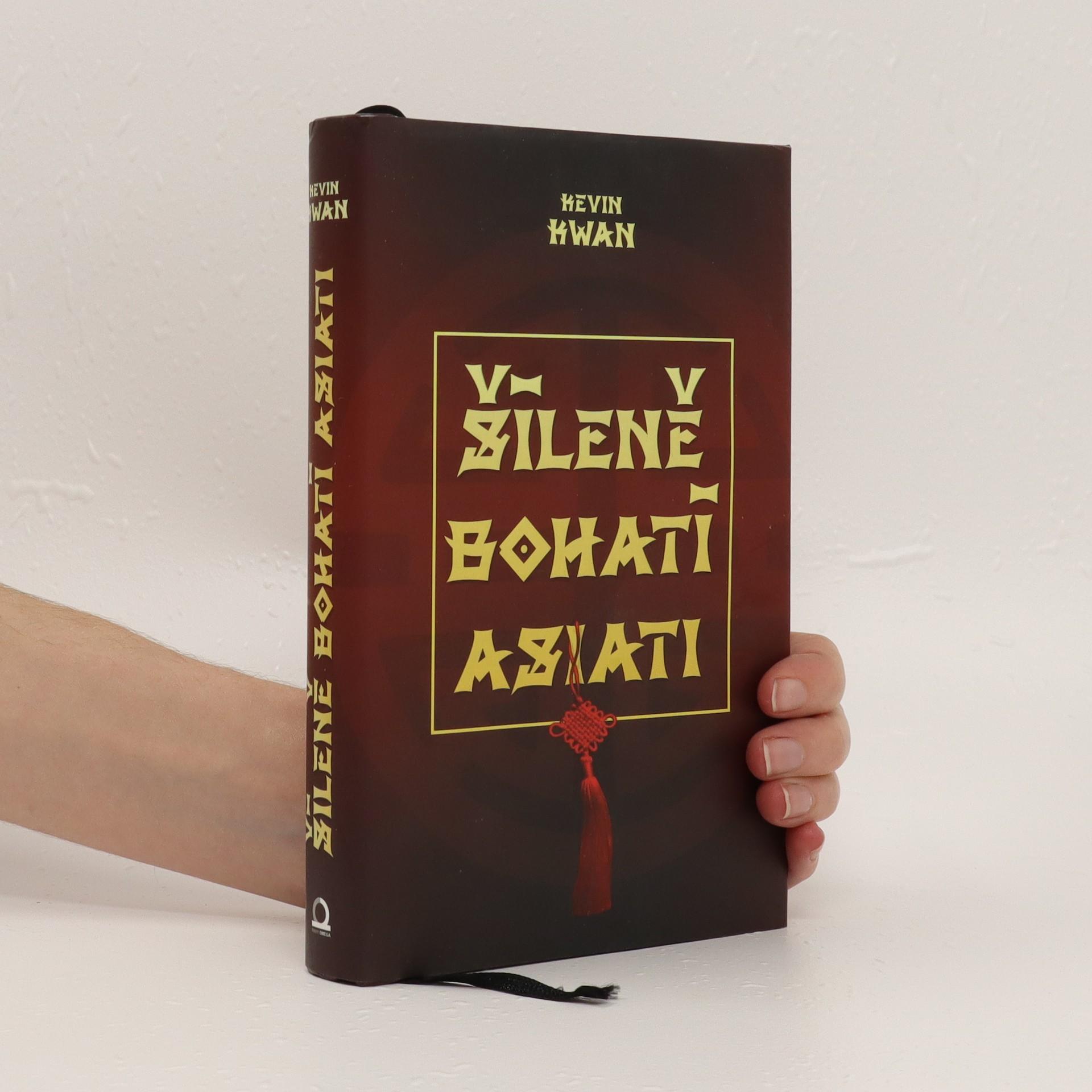 antikvární kniha Šíleně bohatí Asiati, 2015