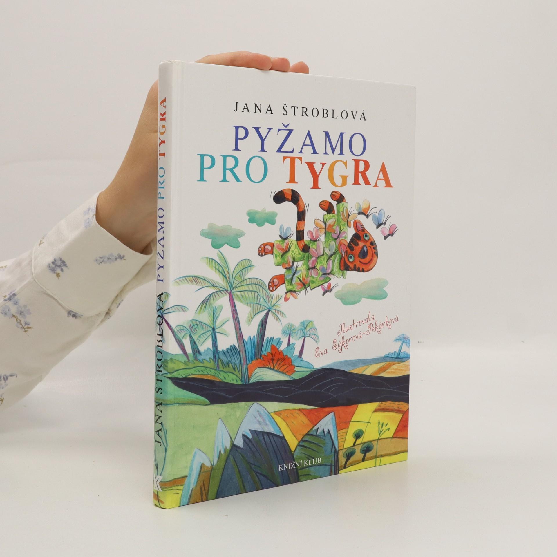 antikvární kniha Pyžamo pro tygra, 2011