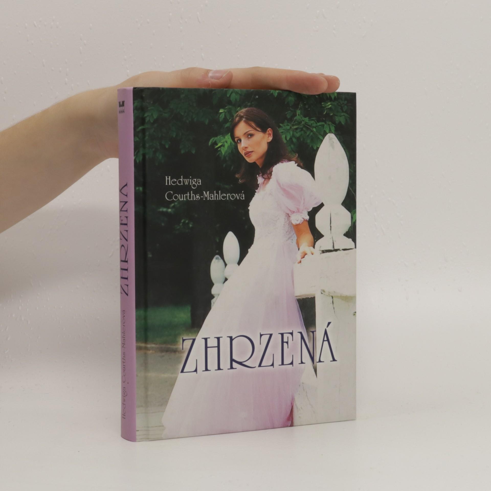 antikvární kniha Zhrzená, 2008
