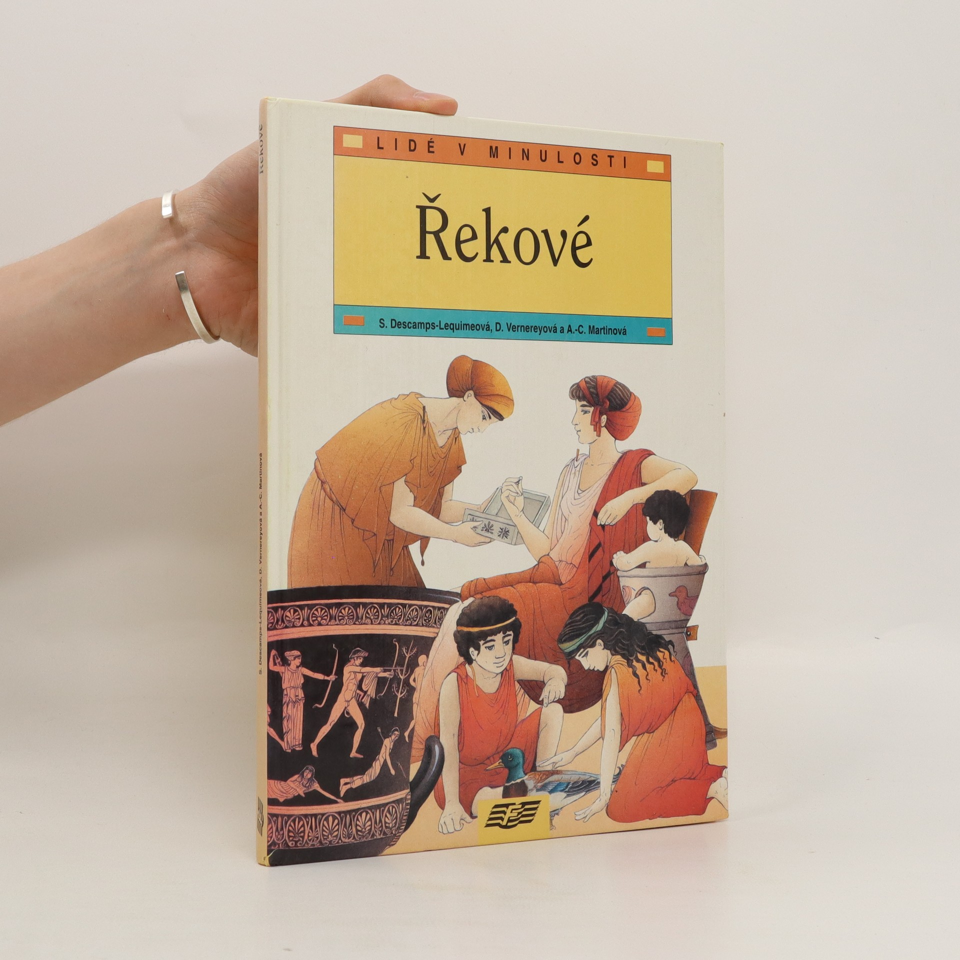 antikvární kniha Řekové, 1993