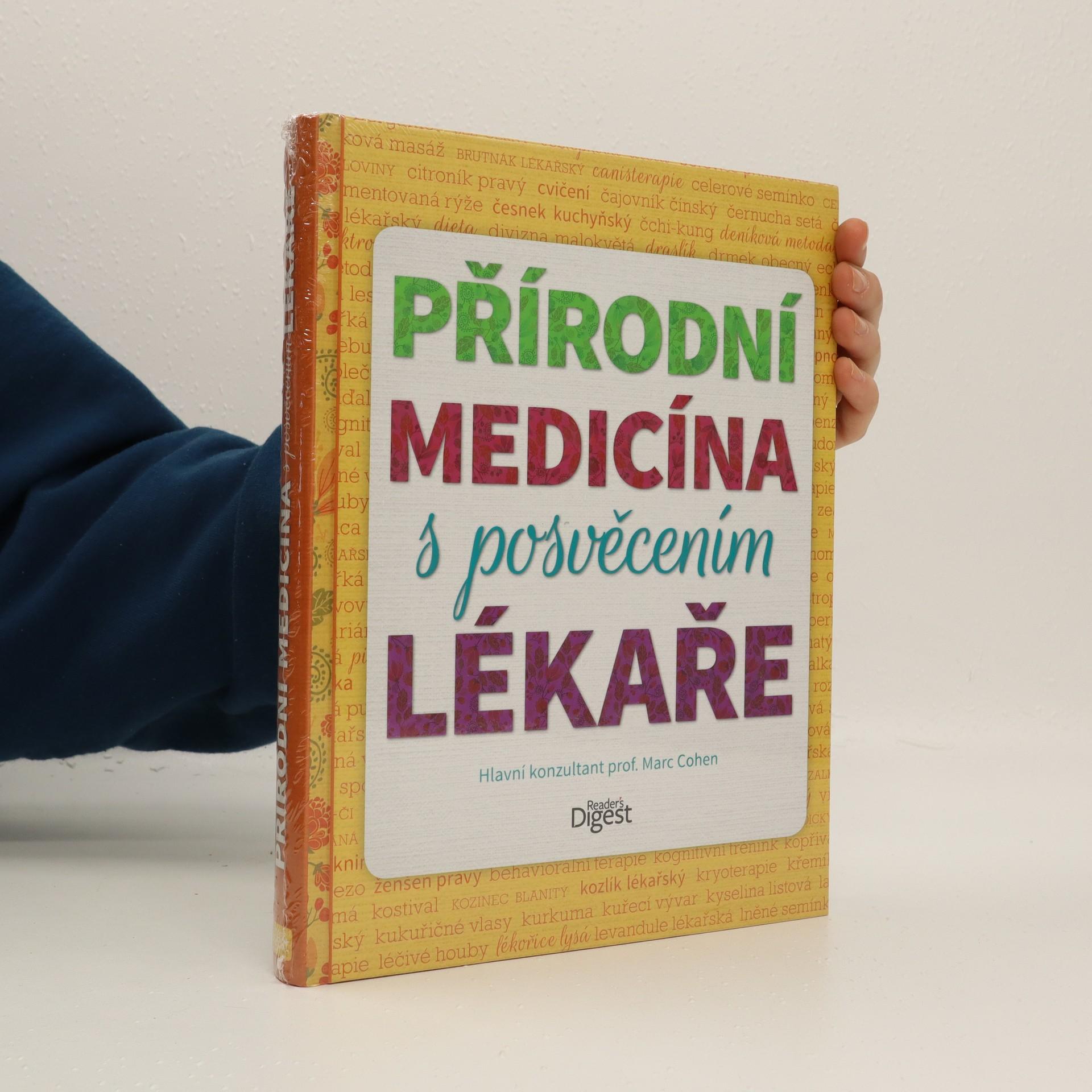 antikvární kniha Přírodní medicína s posvěcením lékaře, 2015