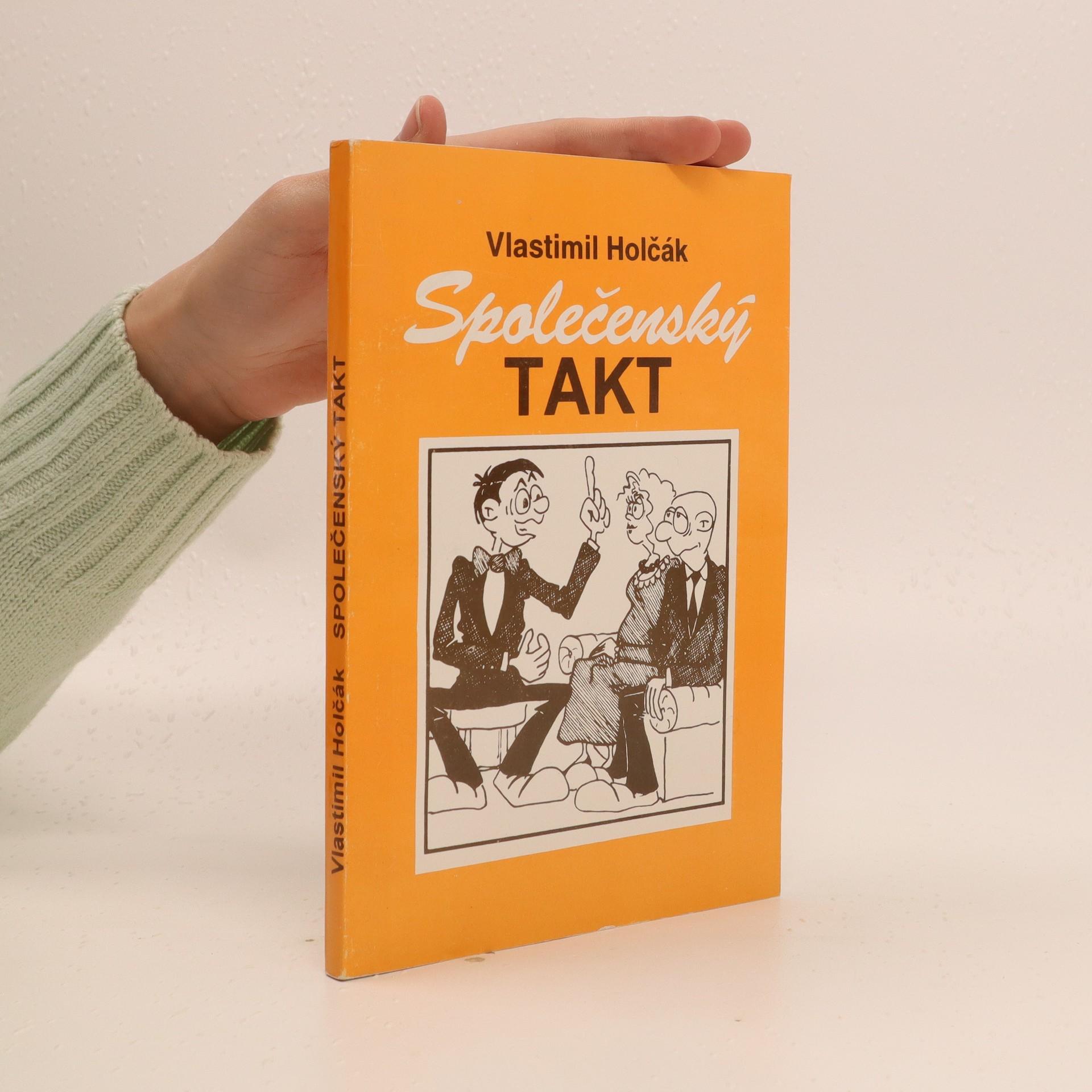 antikvární kniha Společenský takt, 1995