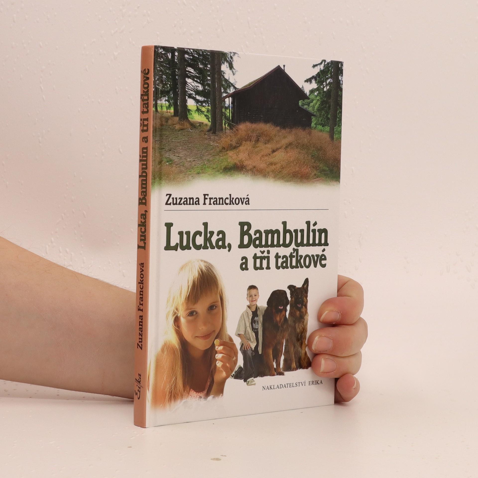 antikvární kniha Lucka, Bambulín a tři taťkové, 2009