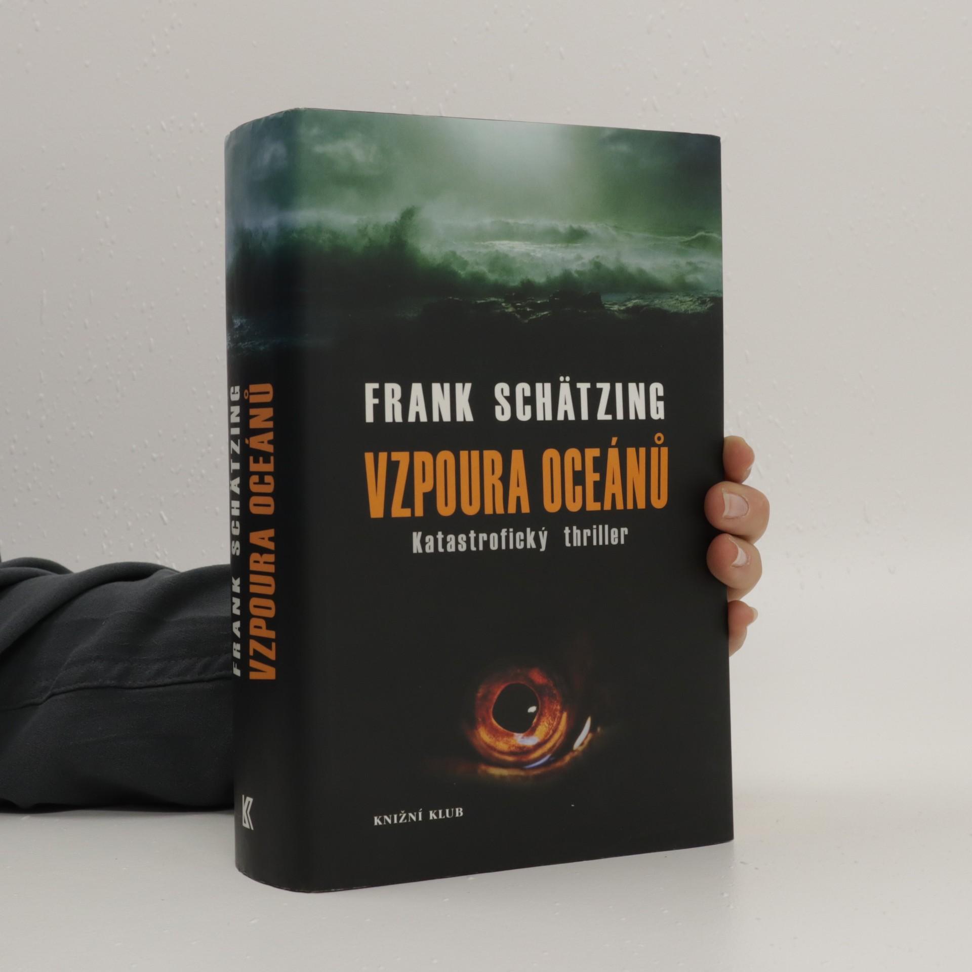 antikvární kniha Vzpoura oceánů, 2006