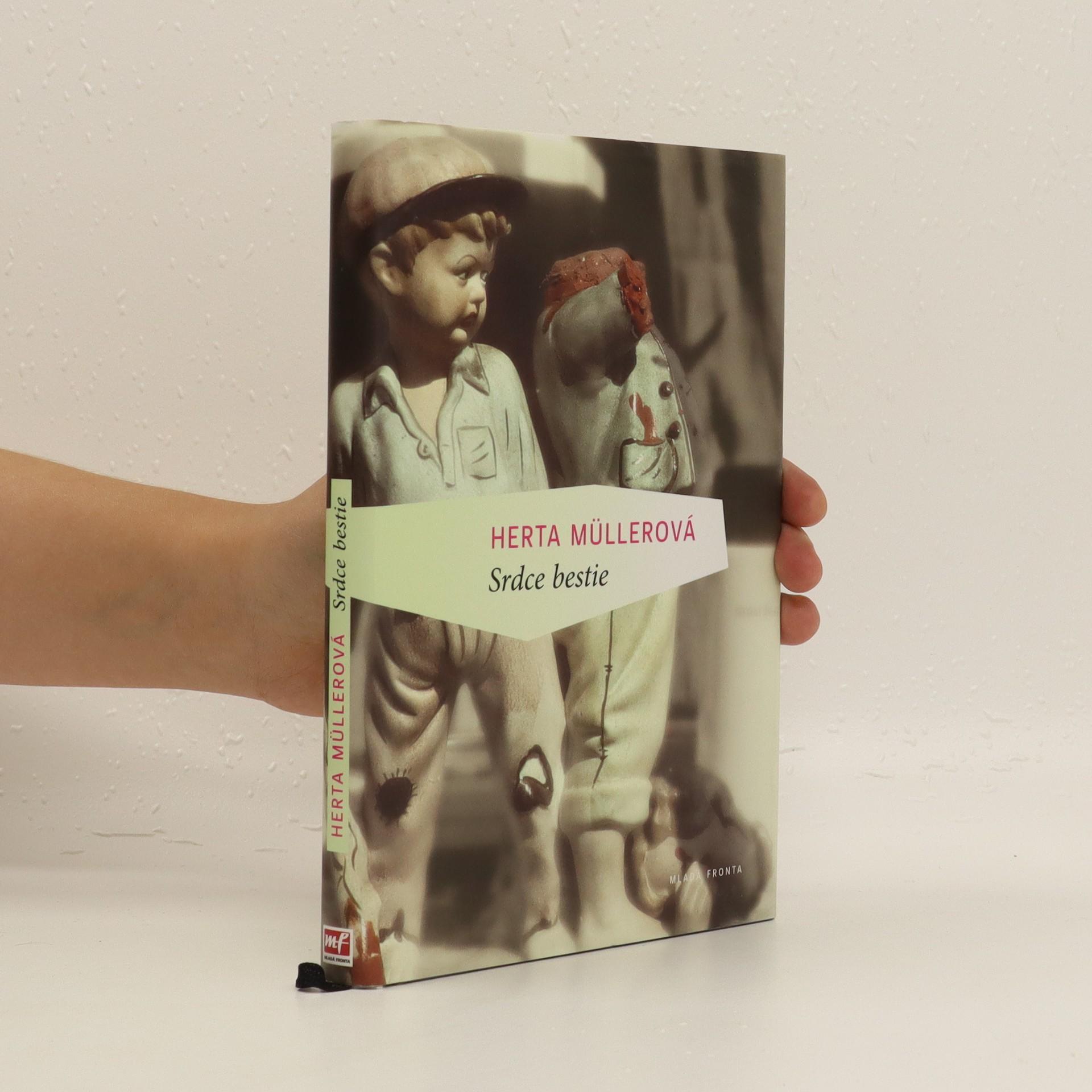 antikvární kniha Srdce bestie, 2011