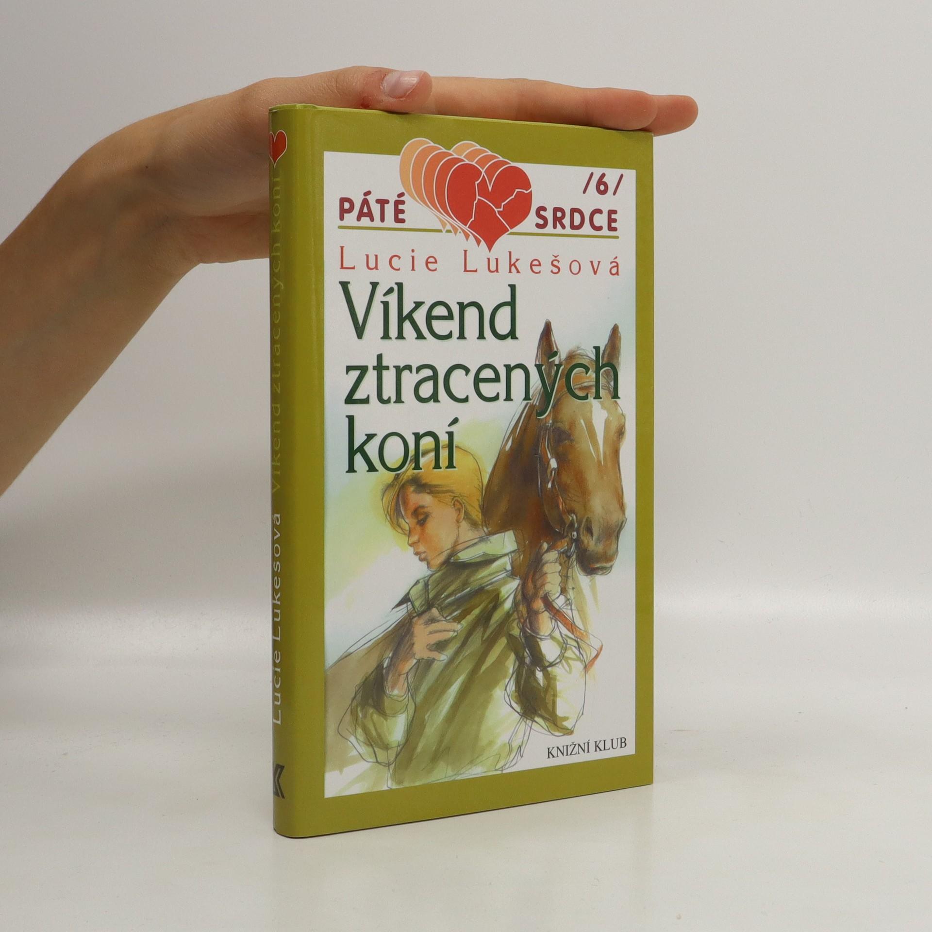 antikvární kniha Víkend ztracených koní, 2000