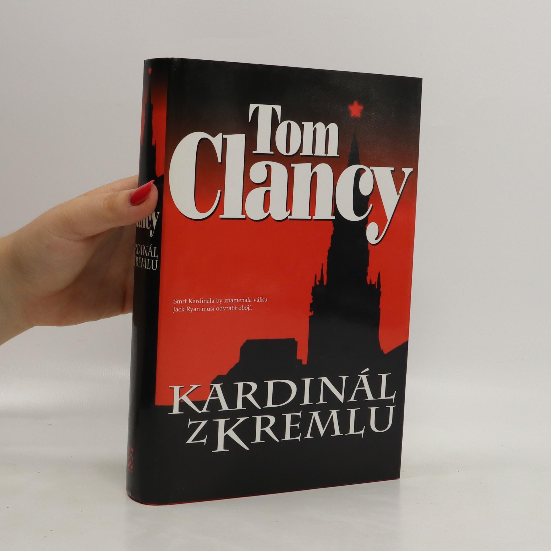 antikvární kniha Kardinál z Kremlu, 2001