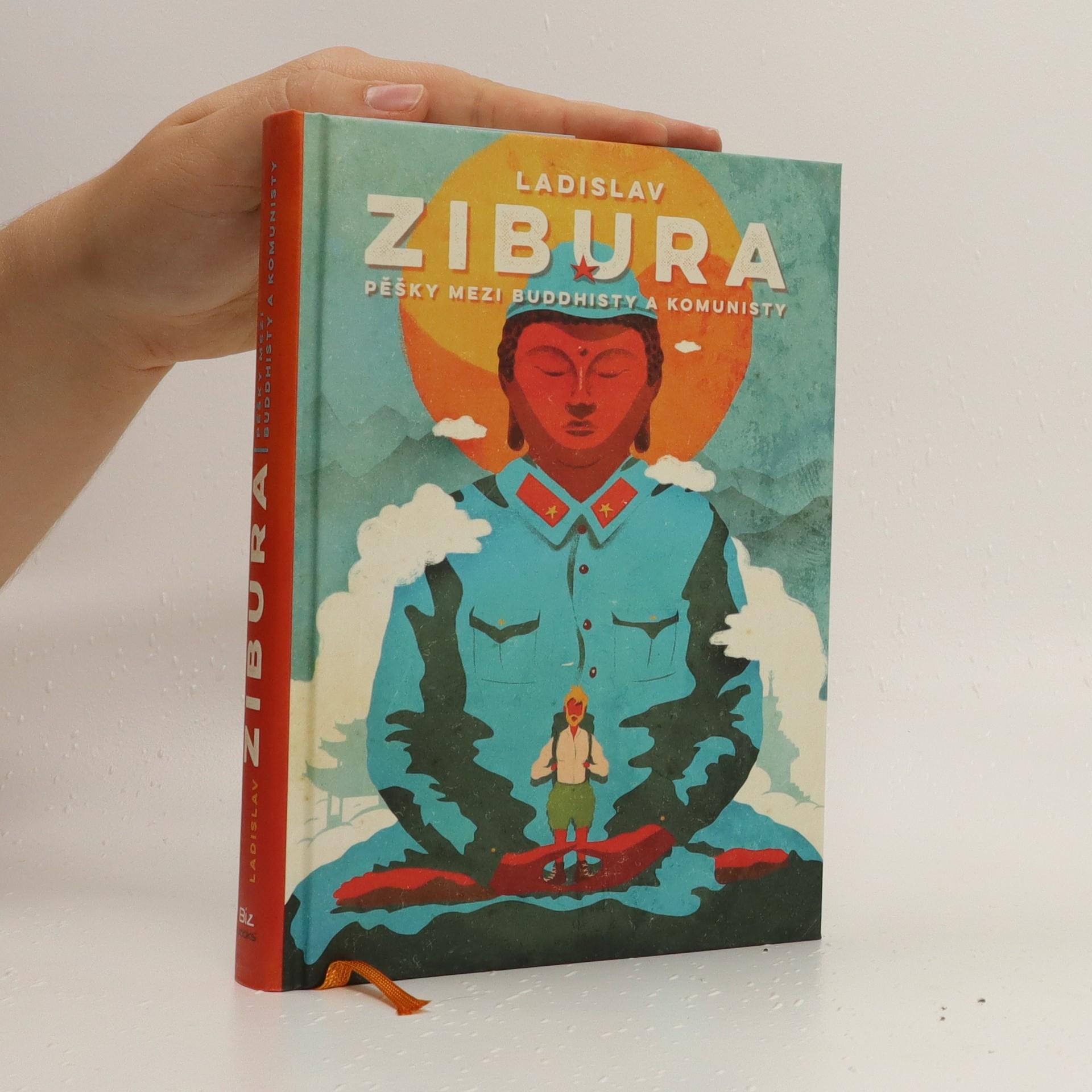 antikvární kniha Pěšky mezi buddhisty a komunisty, 2019