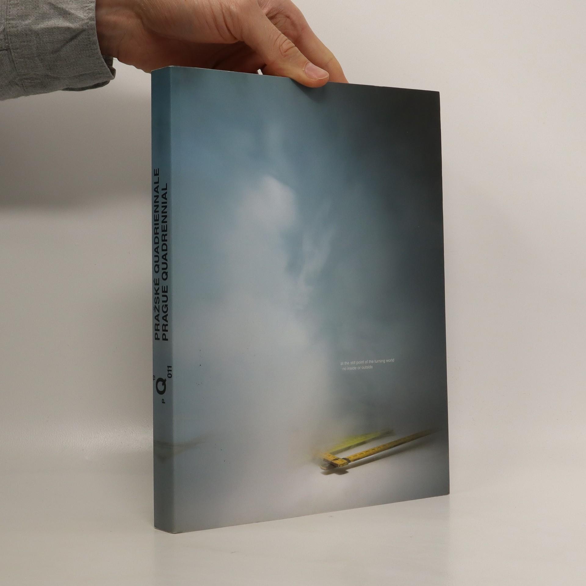 antikvární kniha Pražské Quadriennale scénografie a divadelního prostoru : 16.-26. června 2011, 2011