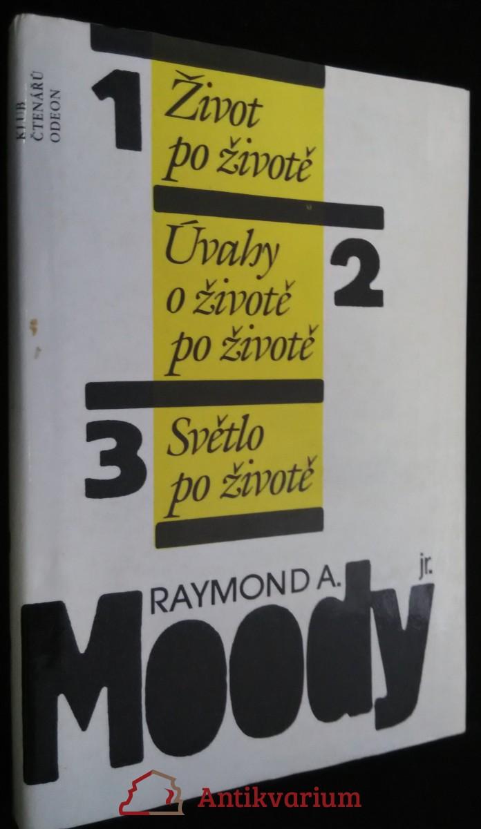 antikvární kniha Život po životě, Úvahy o životě po životě, Světlo po životě, 1991