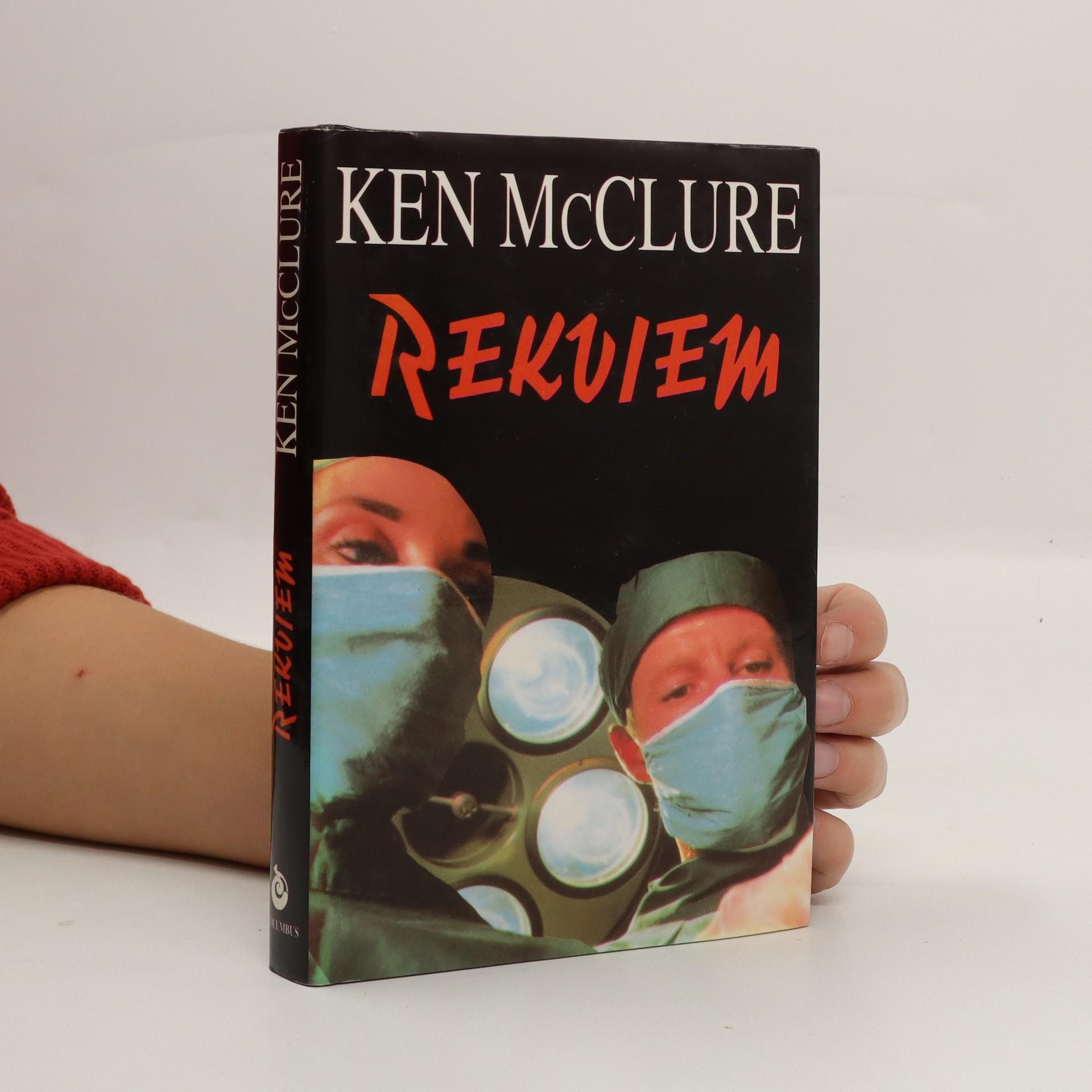 antikvární kniha Rekviem, 1994