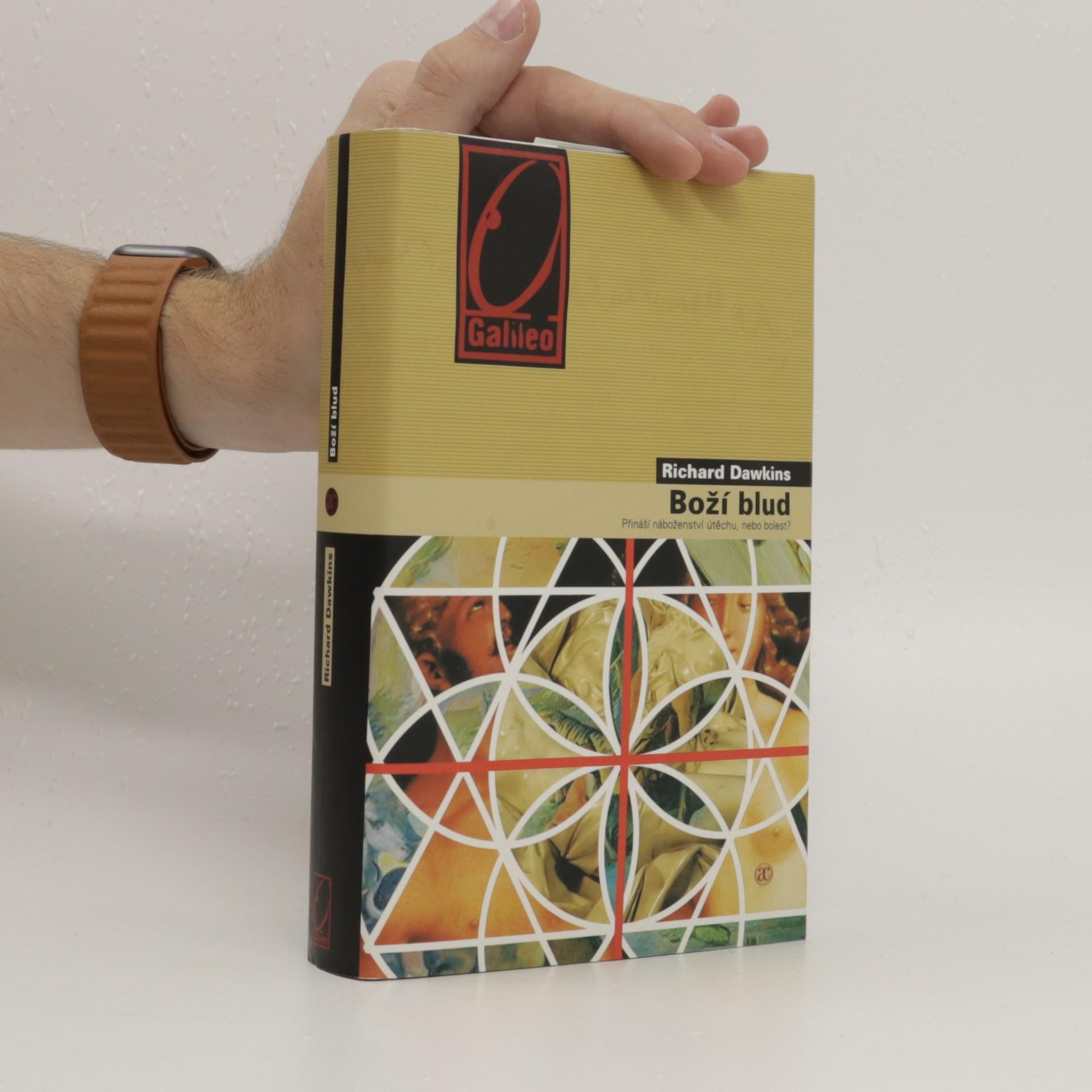 antikvární kniha Boží blud : Přináší náboženství útěchu, nebo bolest?, 2009