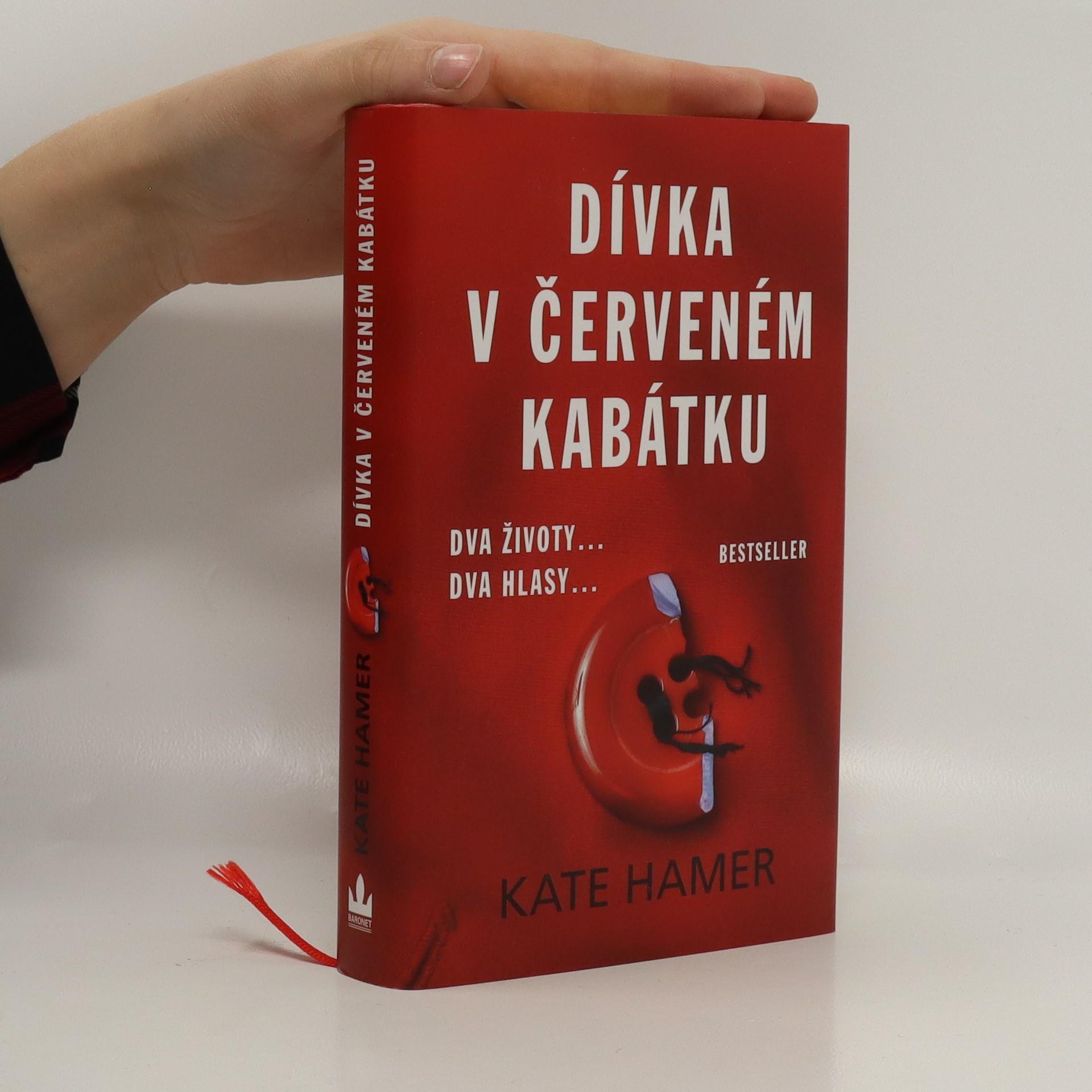 antikvární kniha Dívka v červeném kabátku, 2016