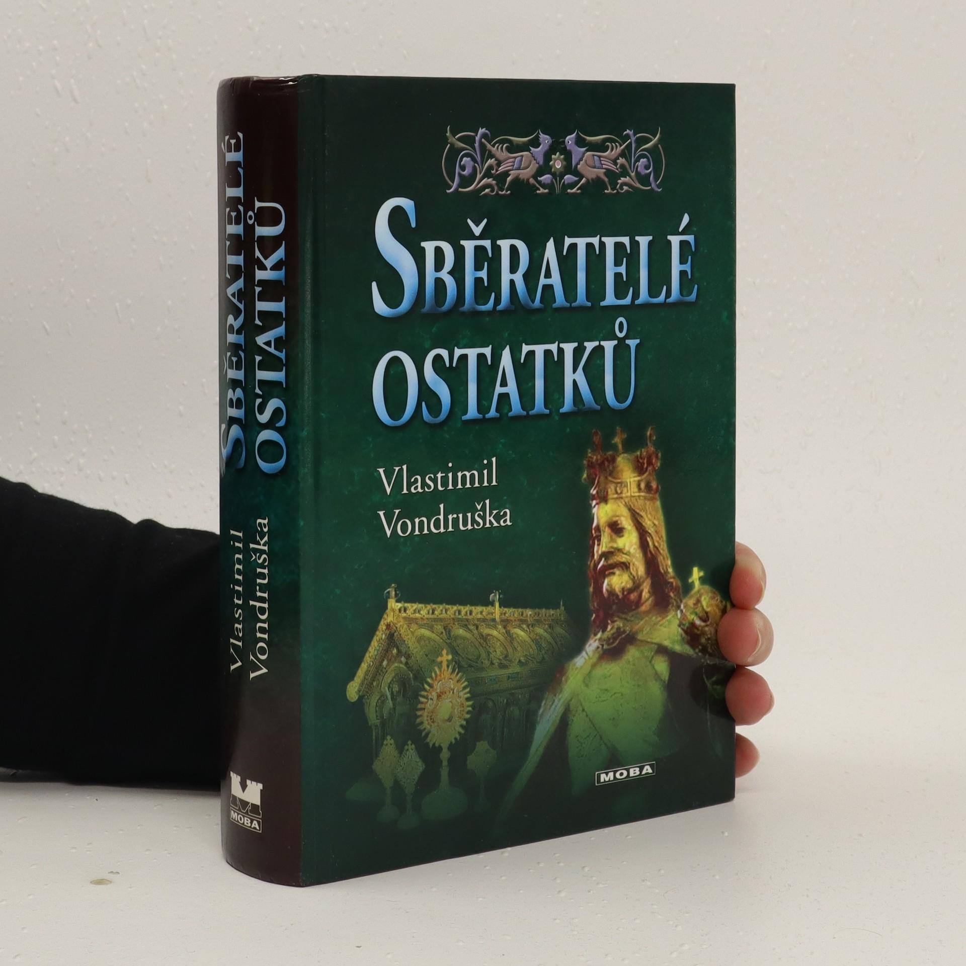 antikvární kniha Sběratelé ostatků , 2006