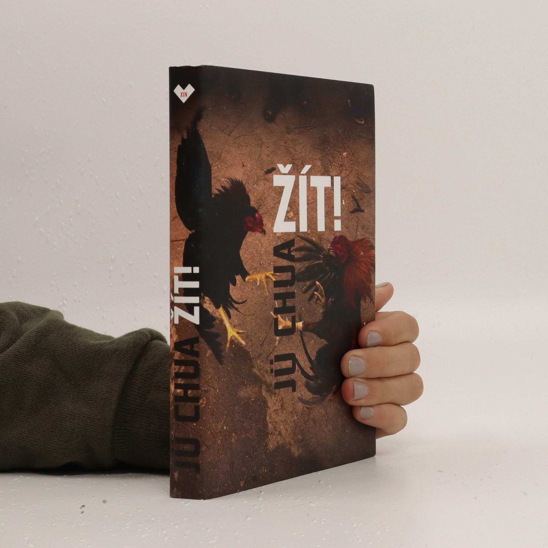 antikvární kniha Žít!, 2014