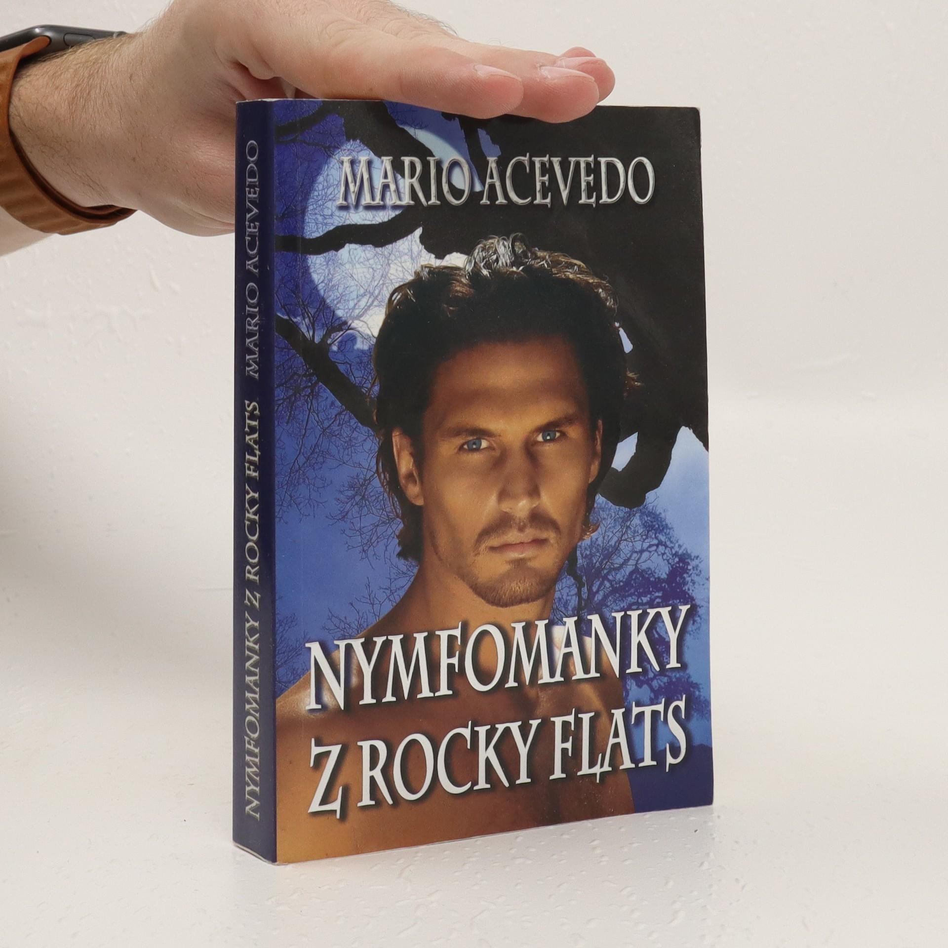 antikvární kniha Nymfomanky z Rocky Flats, 2011