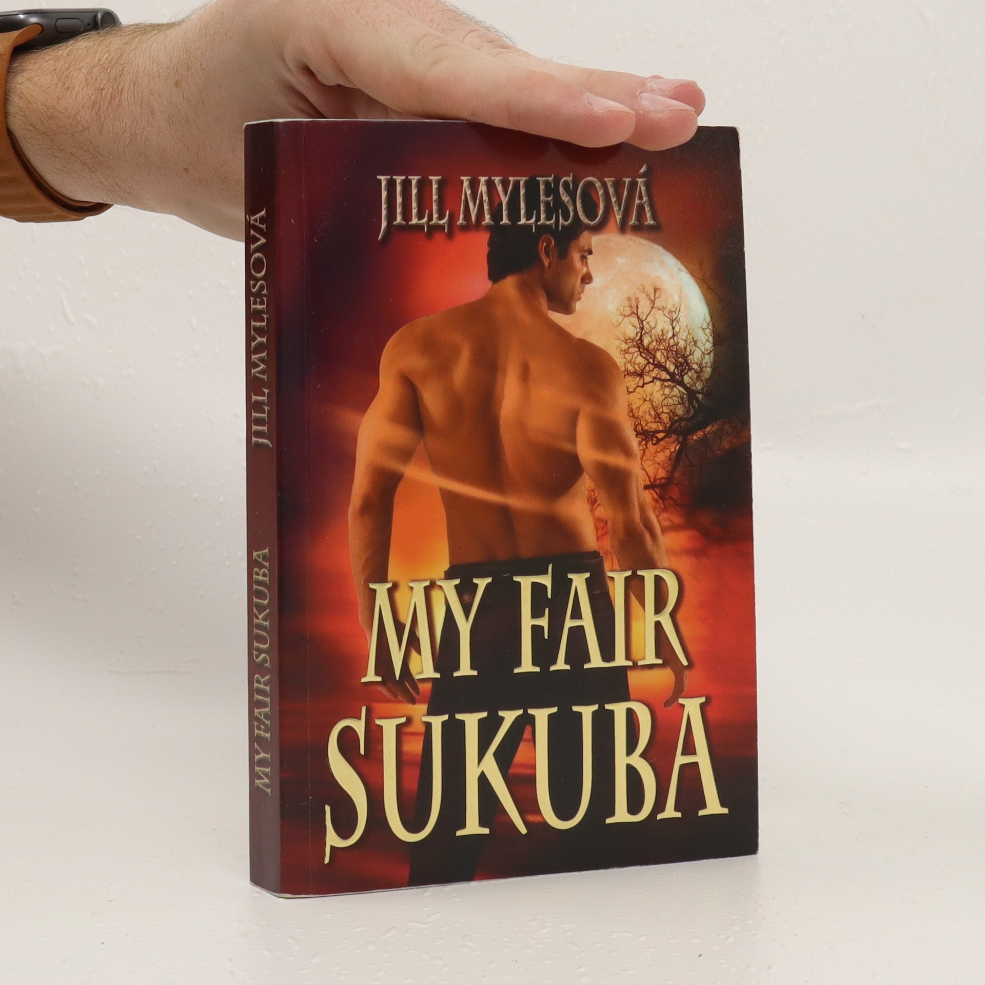 antikvární kniha My fair sukuba, 2012