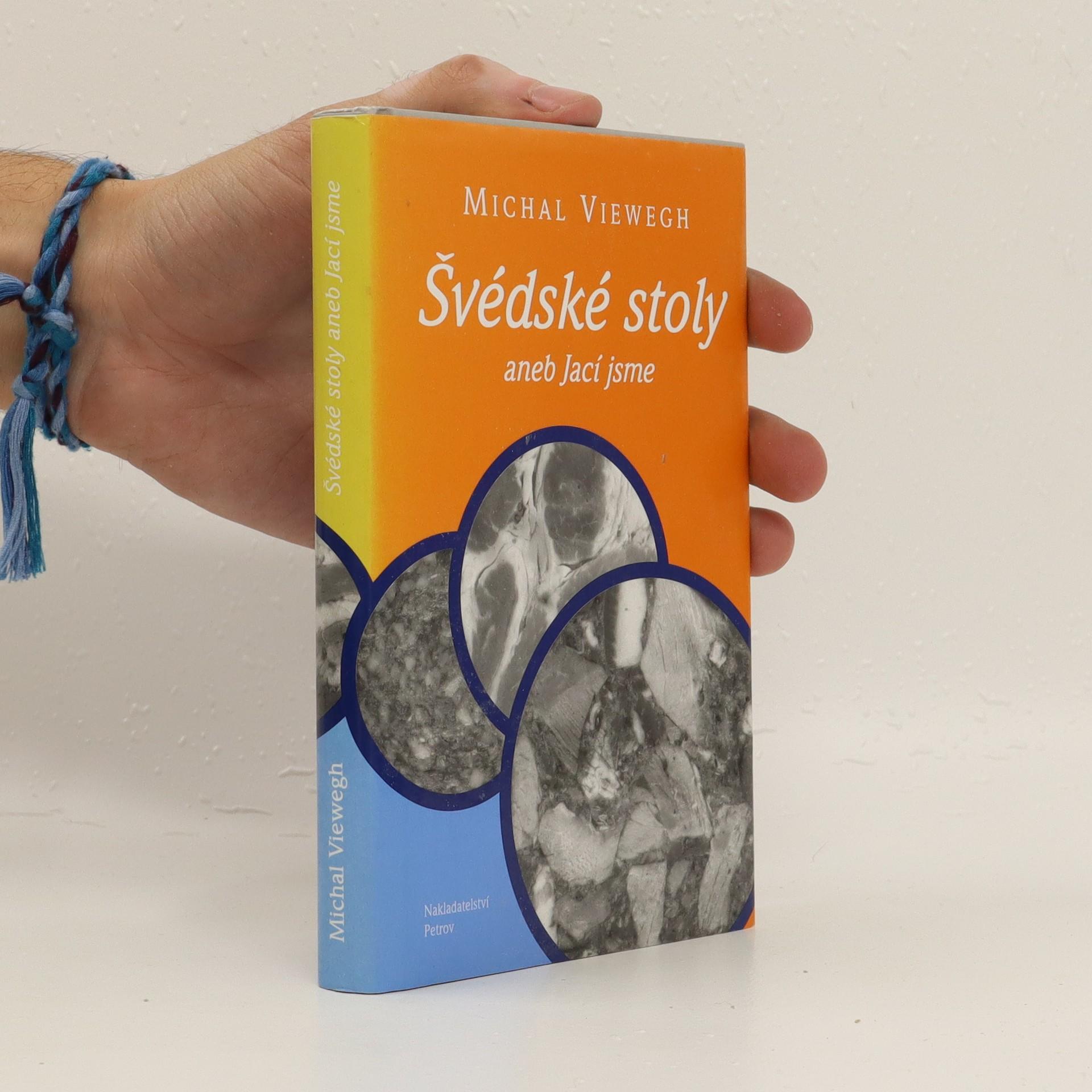 antikvární kniha Švédské stoly, aneb, Jací jsme, 2000