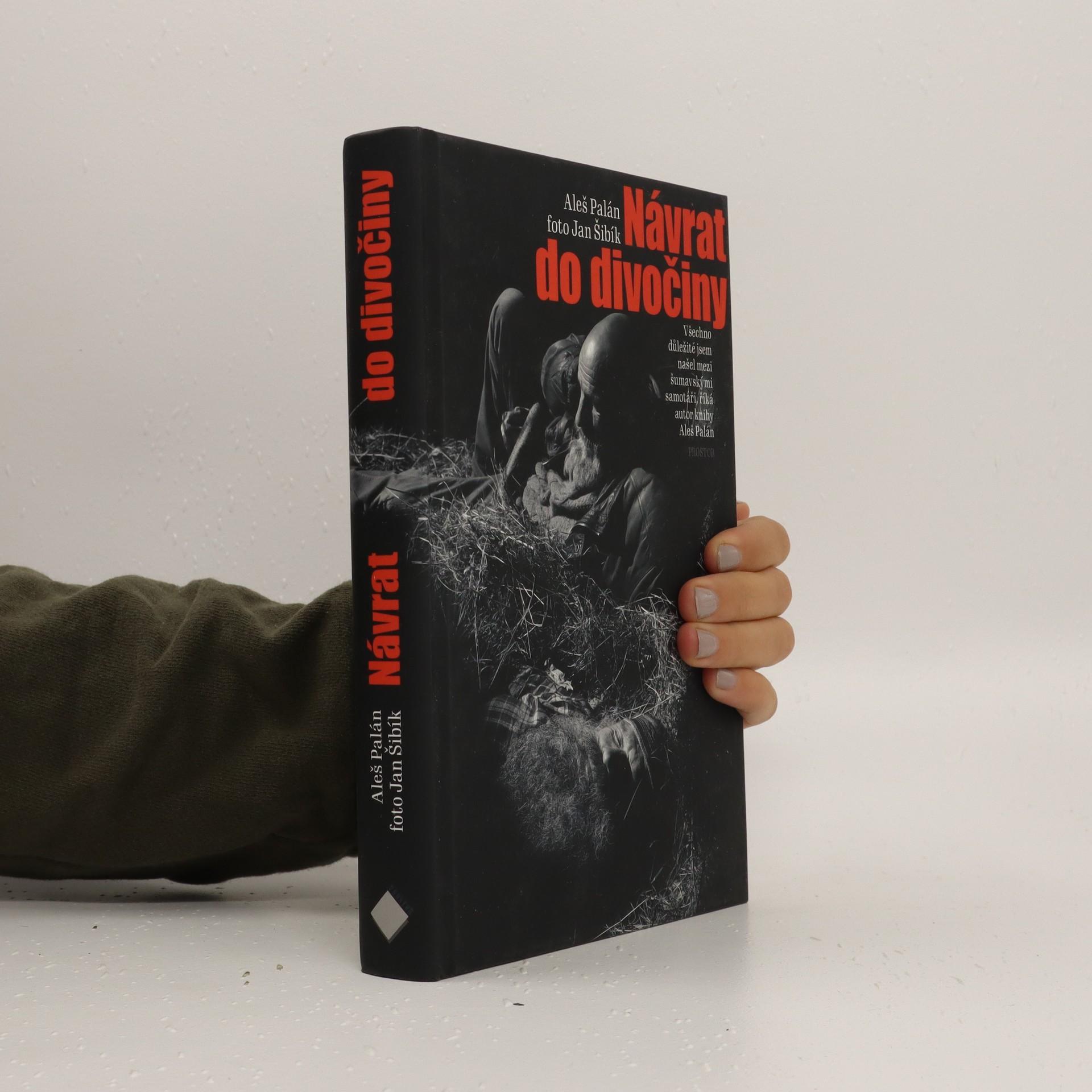 antikvární kniha Návrat do divočiny, 2019