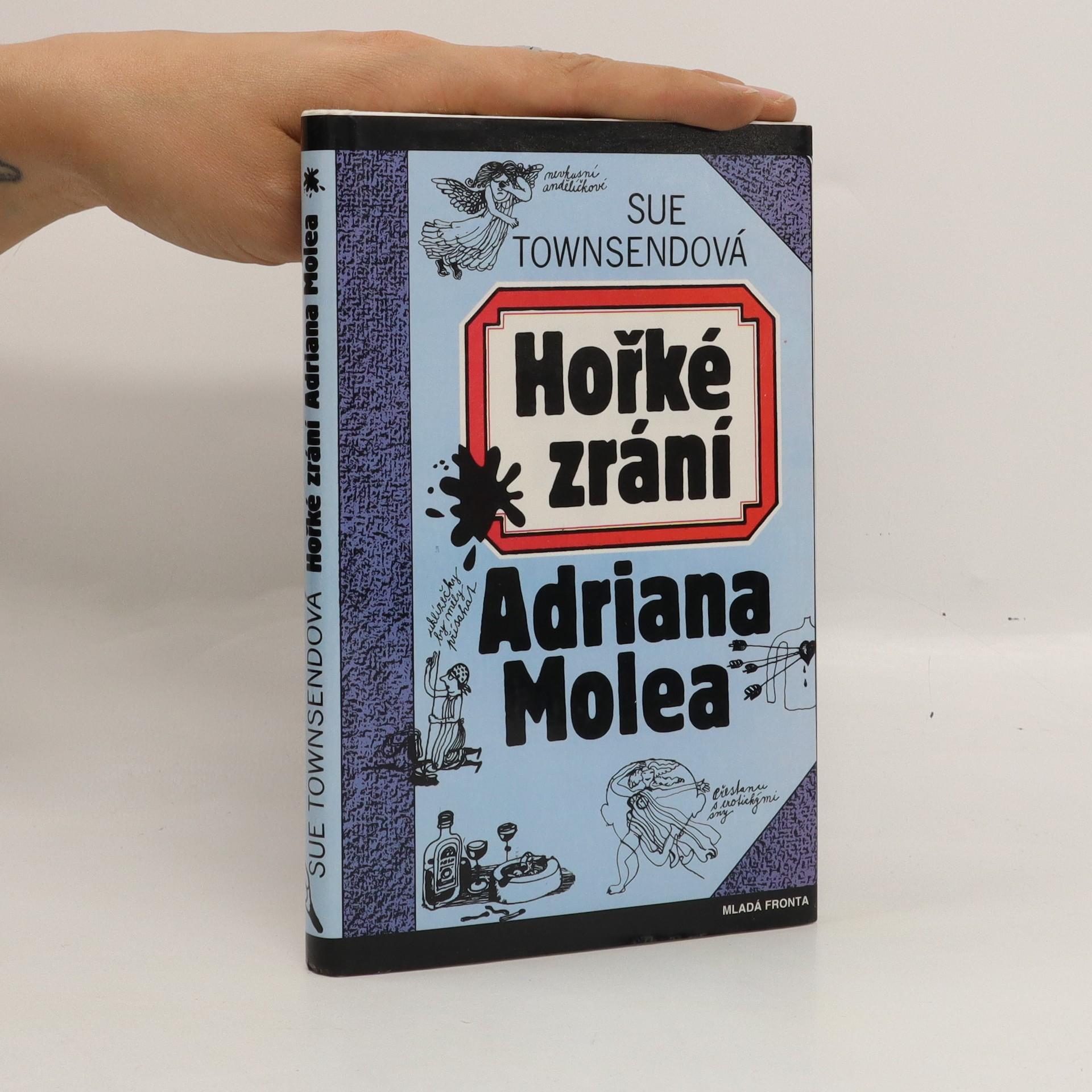 antikvární kniha Hořké zrání Adriana Molea, 1994