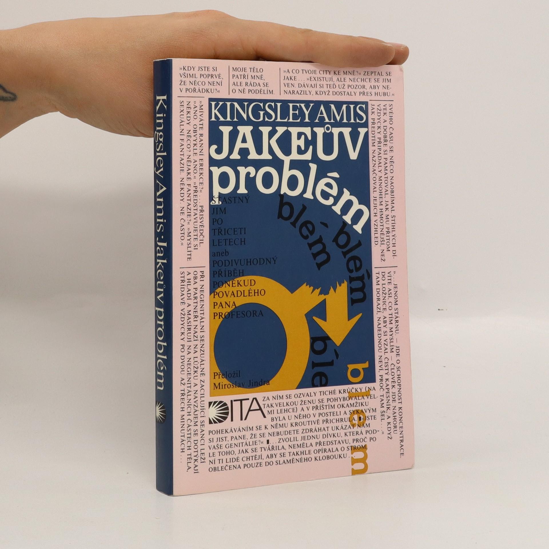 antikvární kniha Jakeův problém, 1993