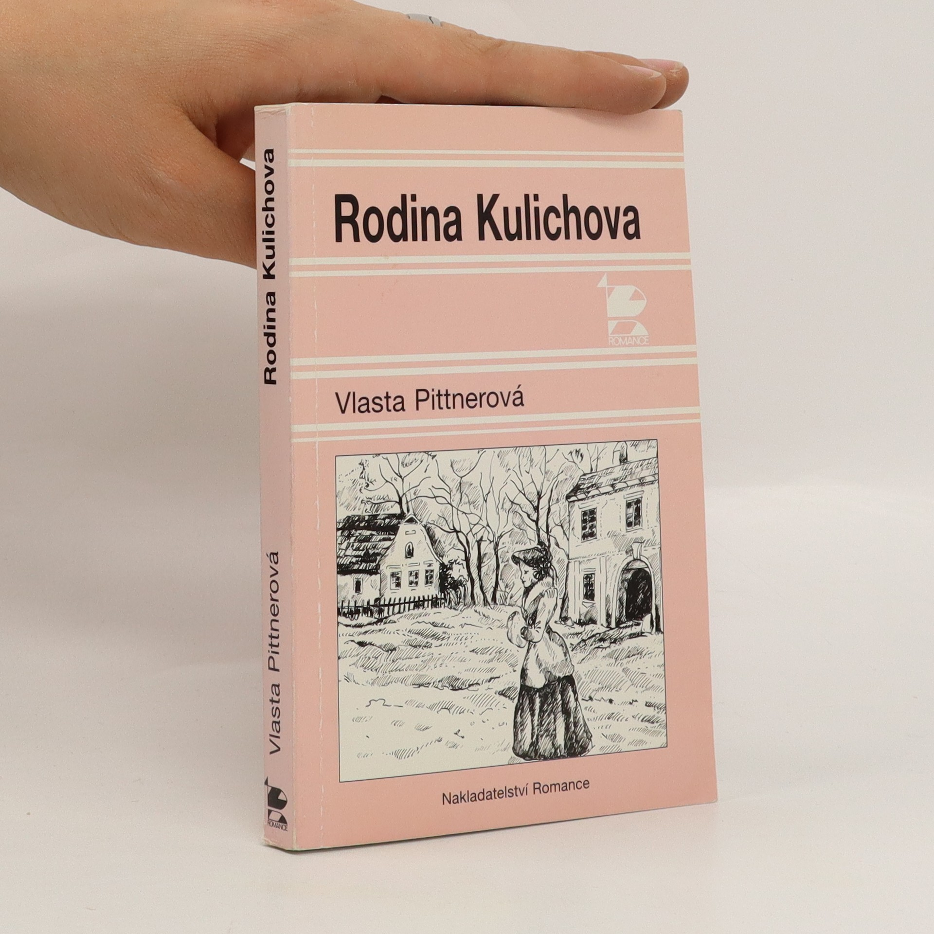 antikvární kniha Rodina Kulichova, 1998