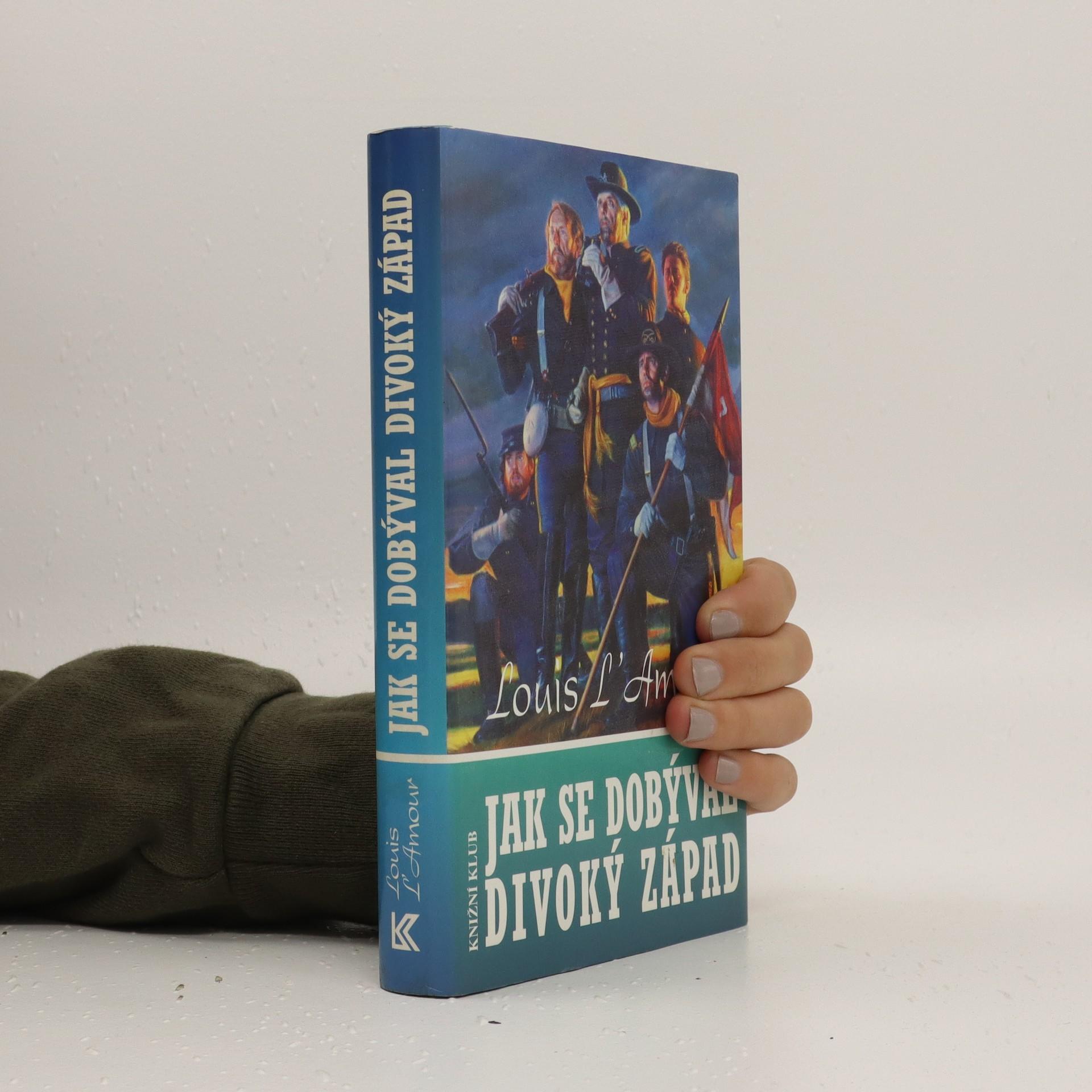 antikvární kniha Jak se dobýval Divoký západ, 1996