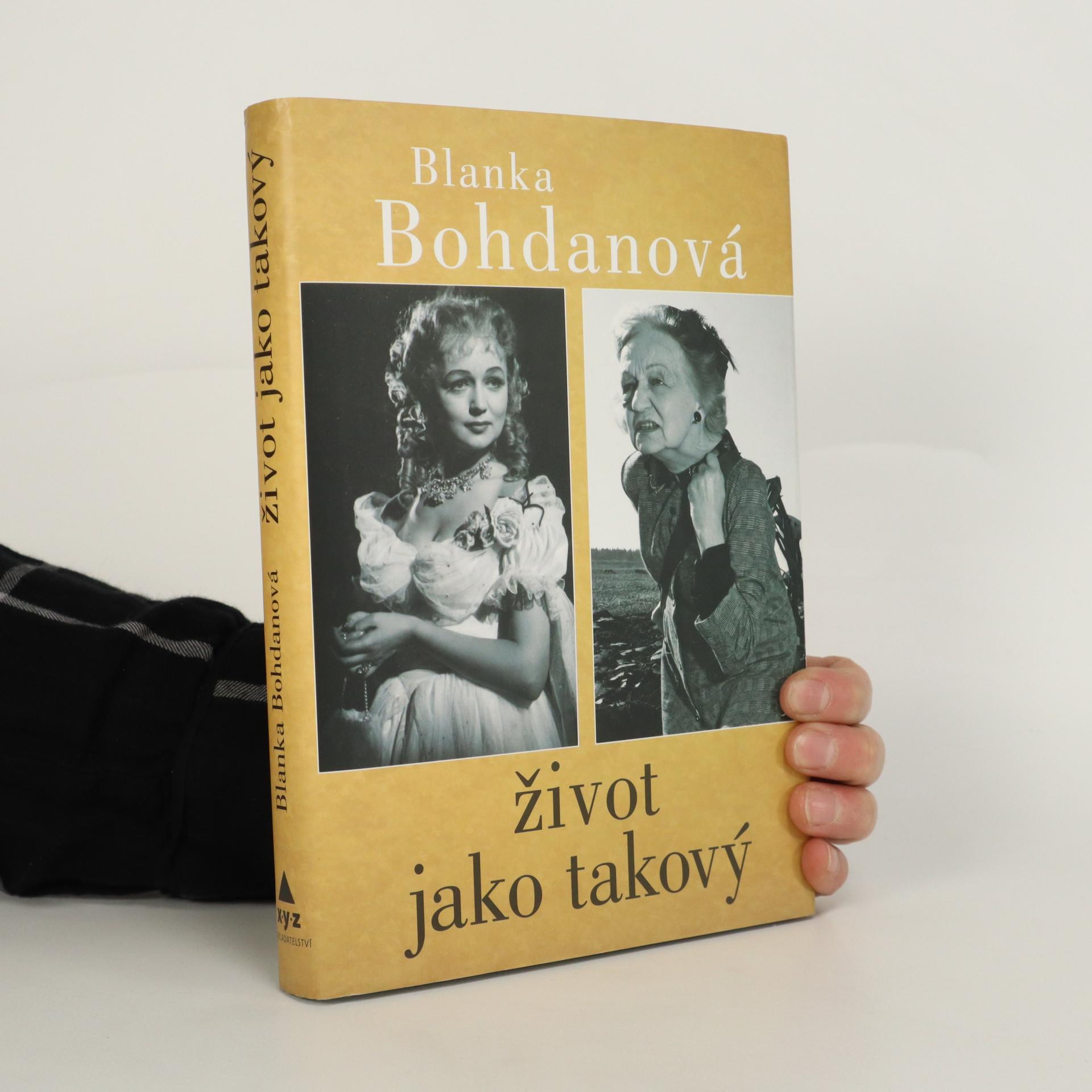 antikvární kniha Život jako takový, 2010