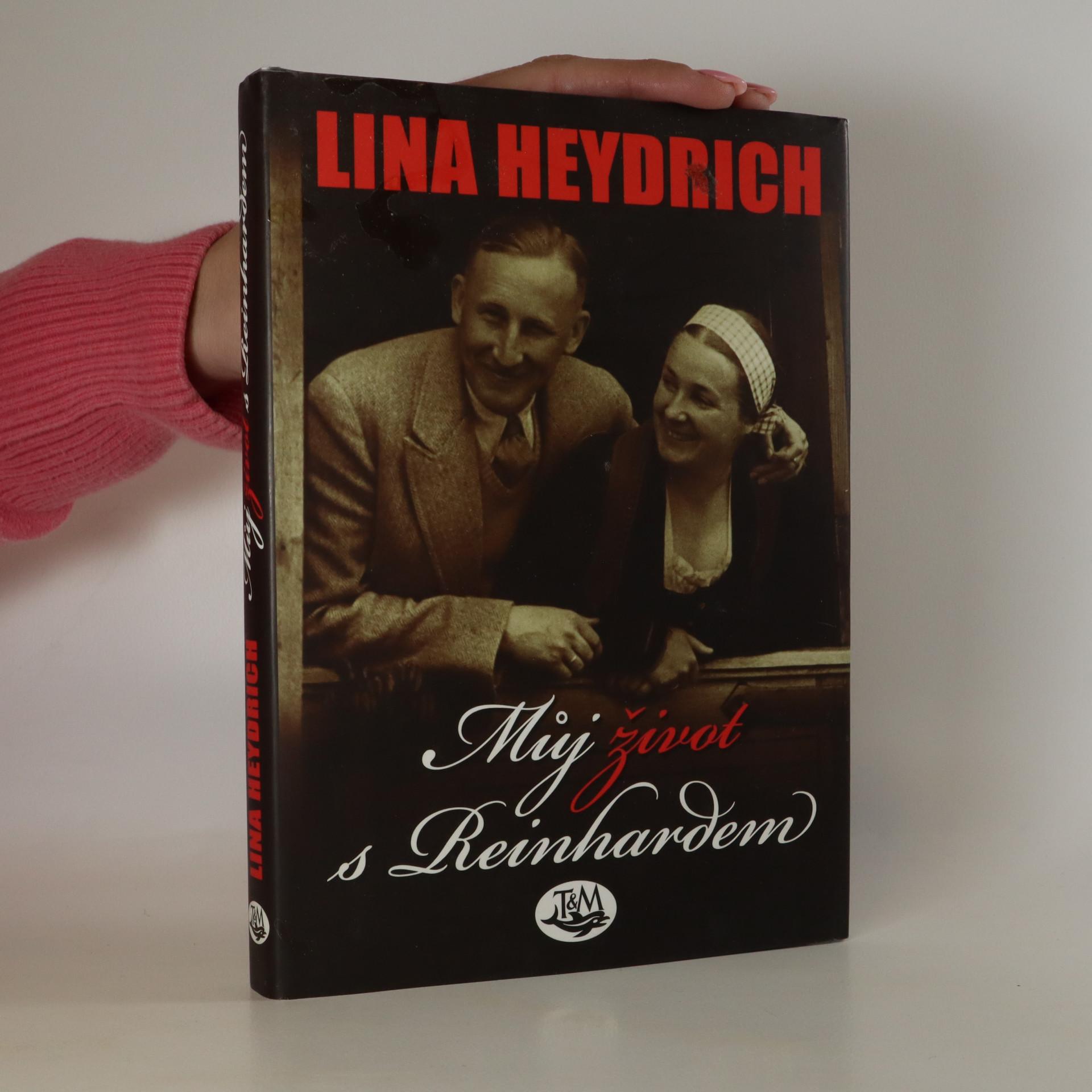 antikvární kniha Můj život s Reinhardem, 2012