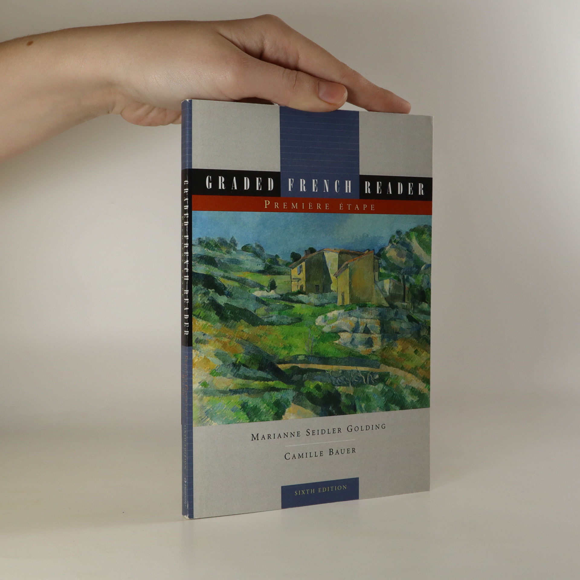 antikvární kniha Graded French Reader, neuveden
