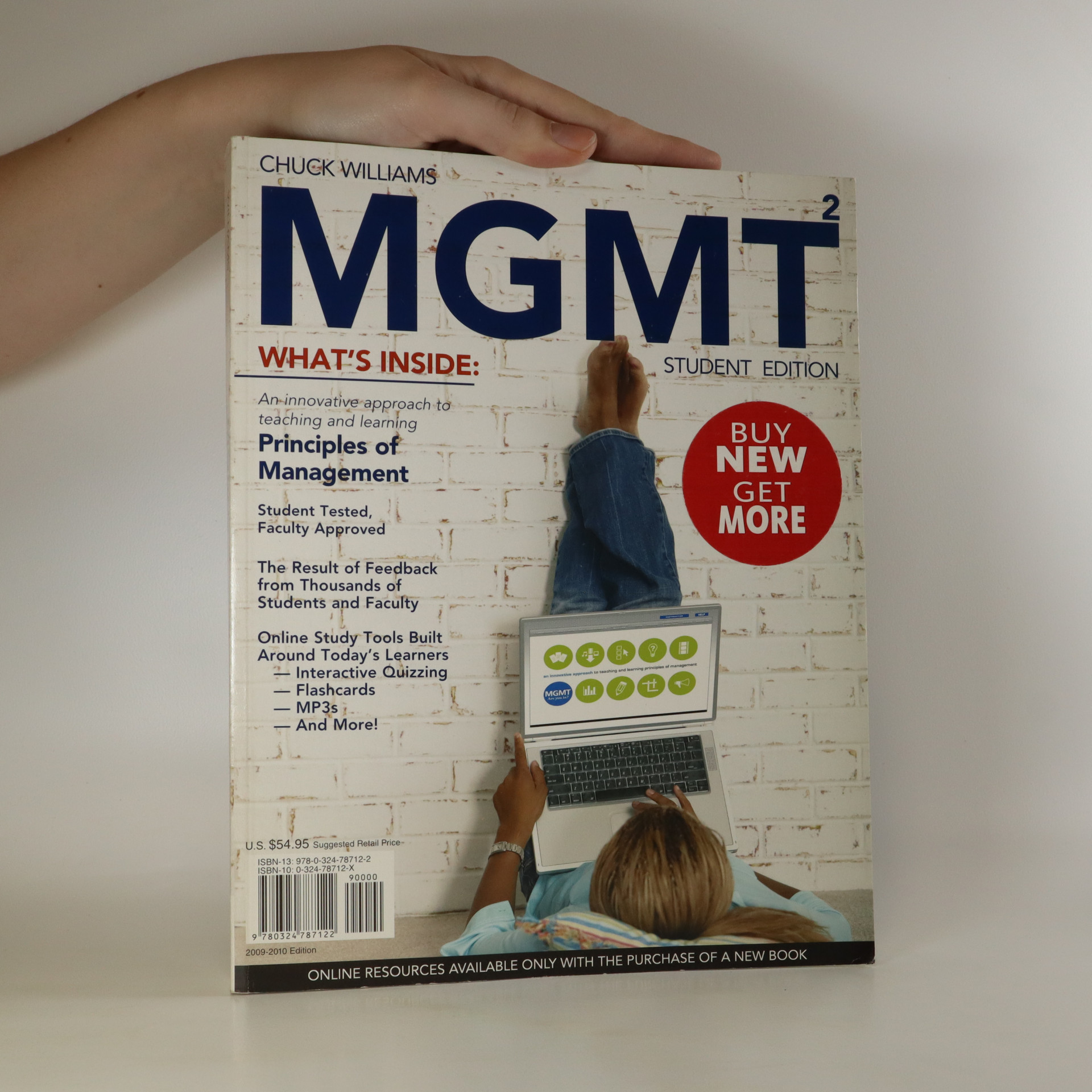 antikvární kniha MGMT2. Student Edition, neuveden