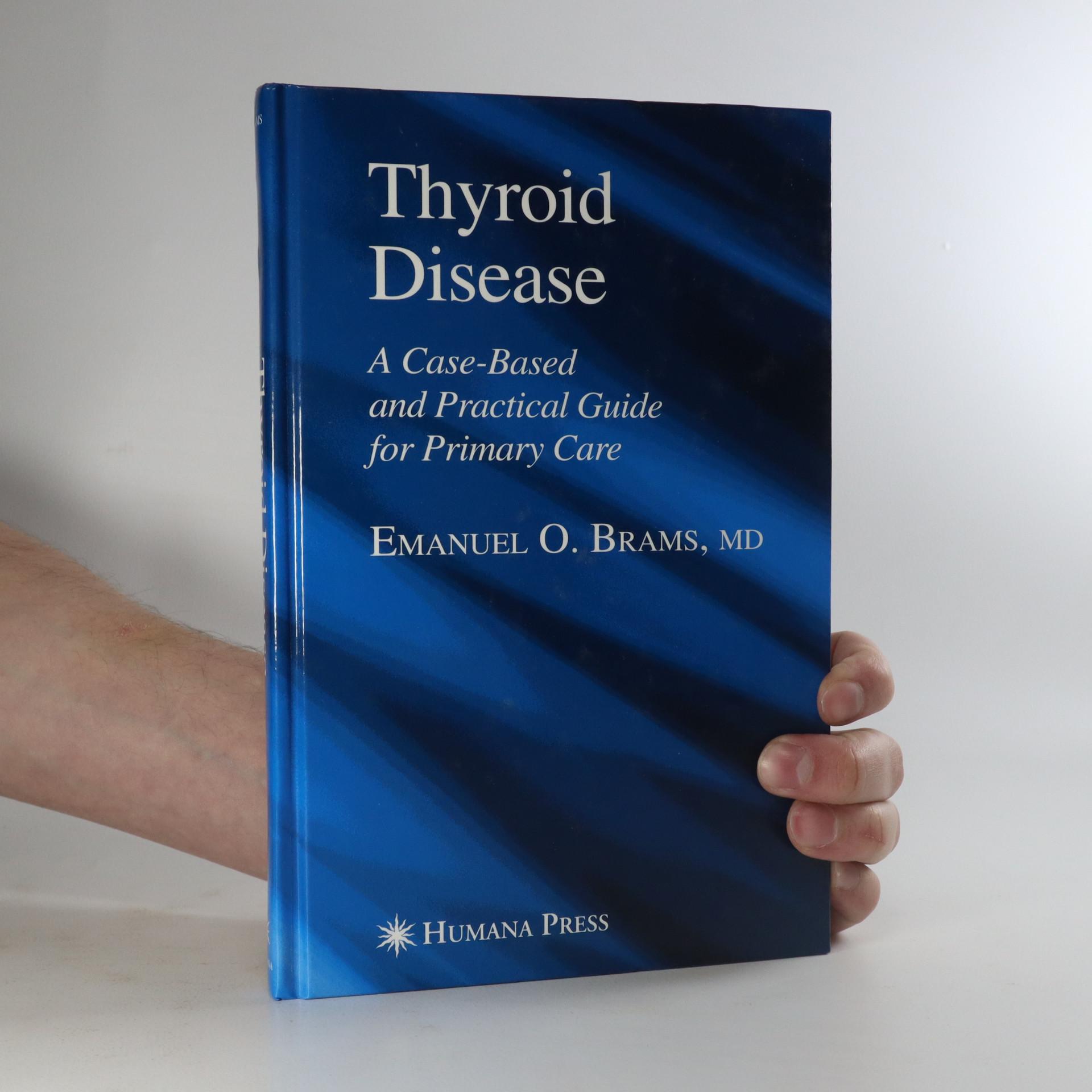 antikvární kniha Thyroid Disease, neuveden