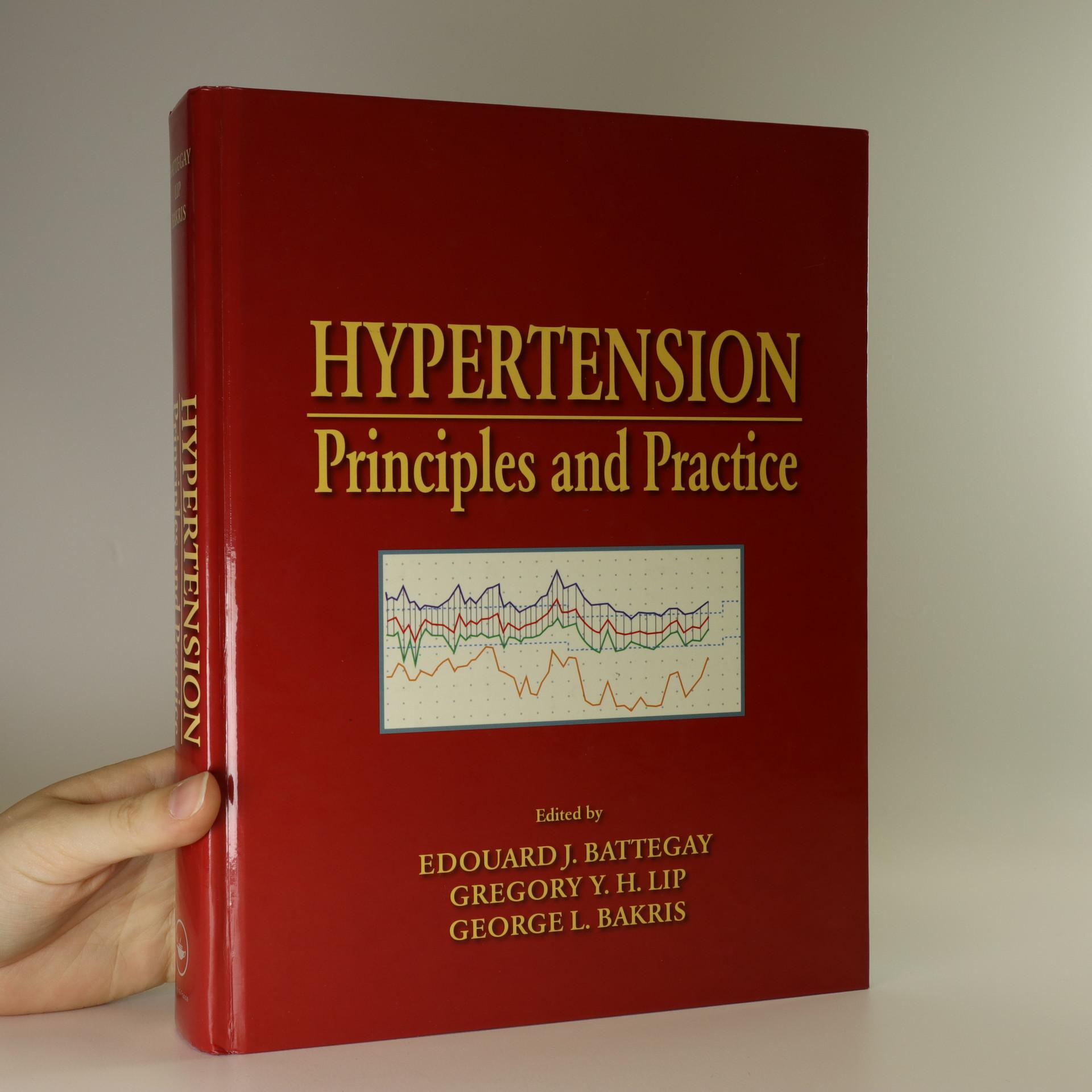 antikvární kniha Hypertension, neuveden