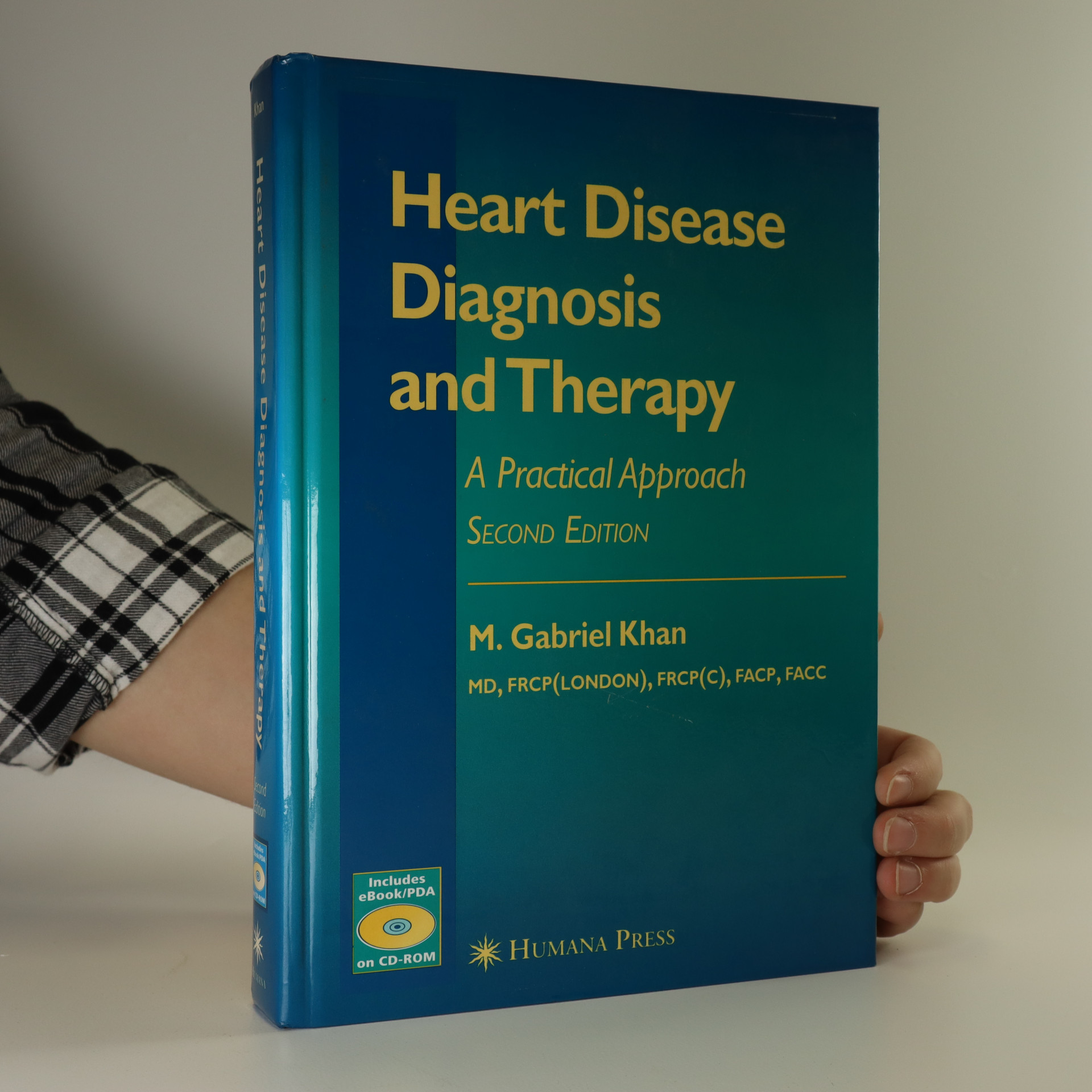 antikvární kniha Heart Disease Diagnosis and Therapy. A Practical Approach, neuveden