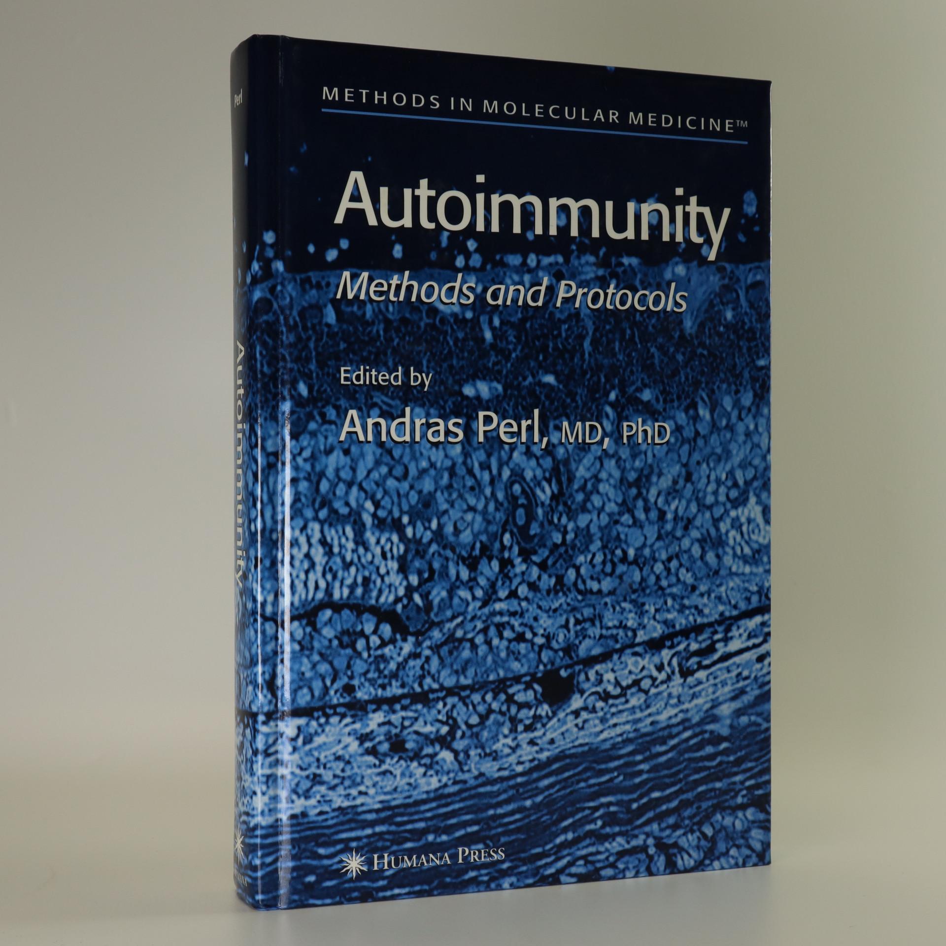 antikvární kniha Autoimmunity, neuveden