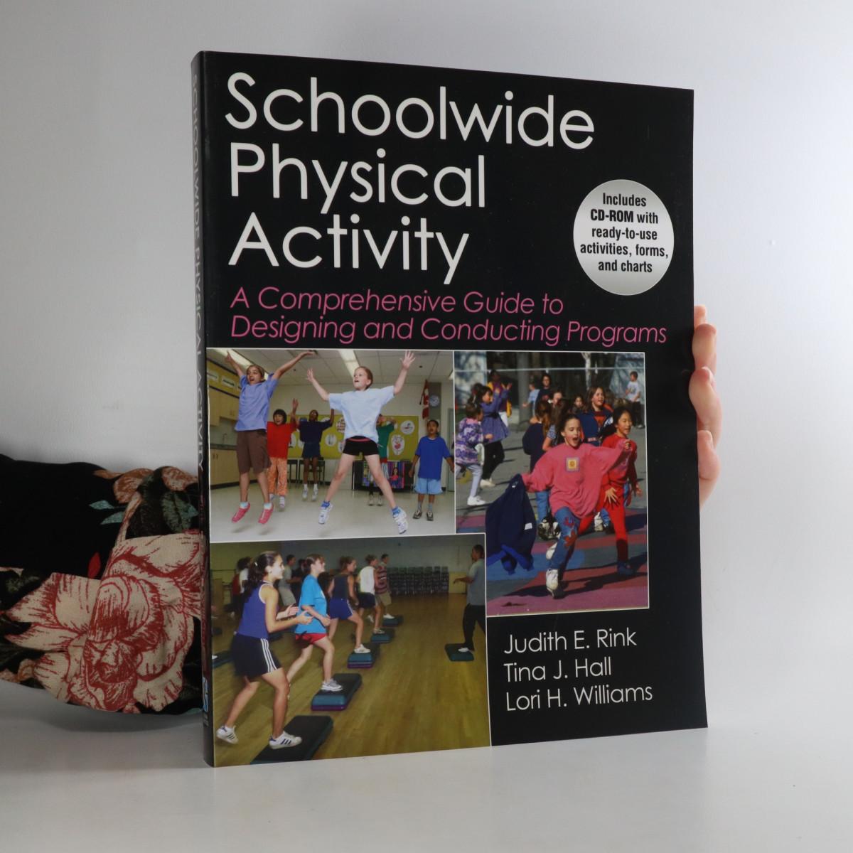 antikvární kniha Schoolwide Physical Activity, včetně CD, neuveden