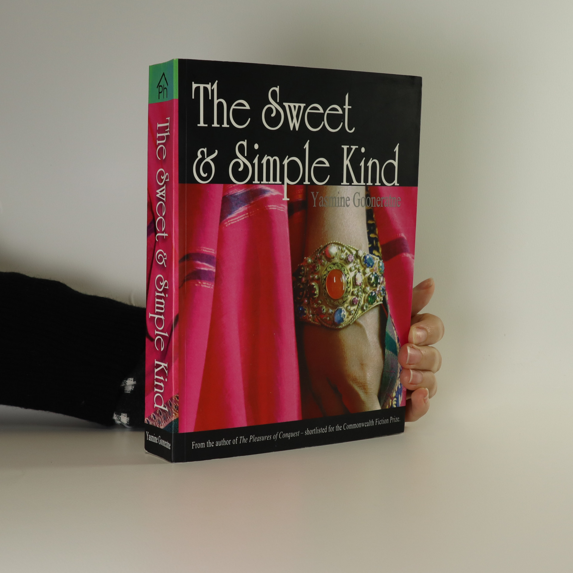 antikvární kniha The sweet & simple kind, 2006