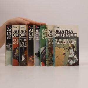náhled knihy - Agatha Christie (anglicky, 8 svazků viz foto)