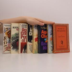 náhled knihy - Agatha Christie (anglicky, 8 svazků vit foto)