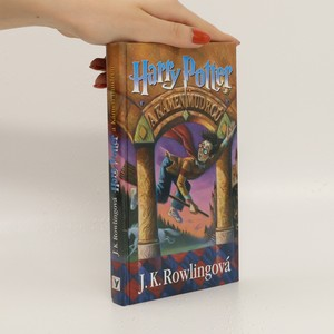 náhled knihy - Harry Potter a kámen mudrců