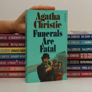 náhled knihy - Agatha Christie. (anglicky. 15 svazků)