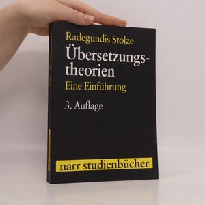 náhled knihy - Übersetzungs-theorien : Eine Einfuhrung