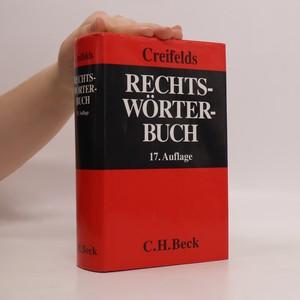 náhled knihy - Rechtswörterbuch