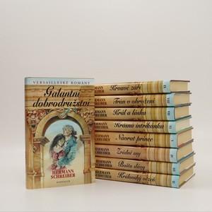 náhled knihy - Versailleské romány I.-IX. díl (9 svazků, komplet)