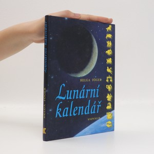 náhled knihy - Lunární kalendář