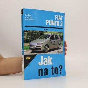 náhled knihy - Údržba a opravy automobilů Fiat Punto 2