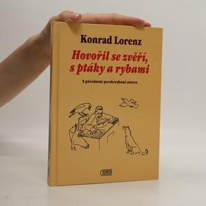 náhled knihy - Hovořil se zvěří, s ptáky a rybami