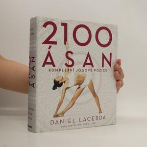 náhled knihy - 2100 ásan : kompletní jógové pozice