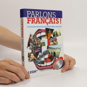 náhled knihy - Parlons français!. Francouzská konverzace pro střední školy a pro praxi